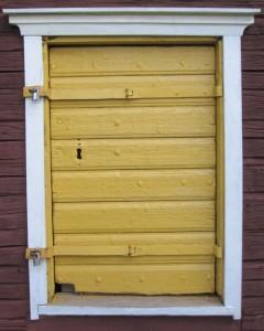 Ovi säpissä